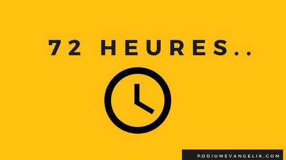 Peut-on vivre sans pécher - ce pasteur a passe 72 heures dans la presence de Dieu.