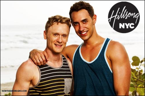 L'homosexualité est approuvée dans l'église Hillsong de New York