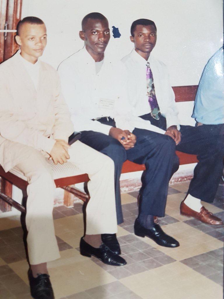 Zoom sur le pasteur Marcello Jérémie TUNASI_ Transformé pour le Ministère.