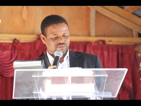 Andre muscadin Haiti, Pasteur et millionnaire du jour au lendemain, Radio Shalom Haiti