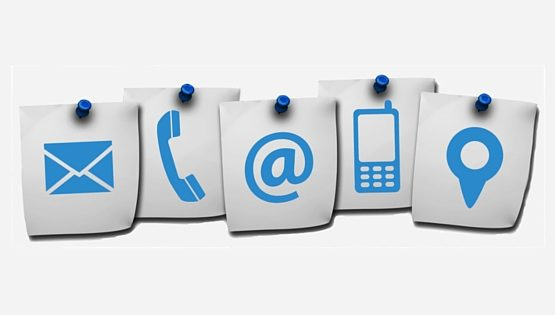 Contactez-nous - Contact Page - Podium Evangelik