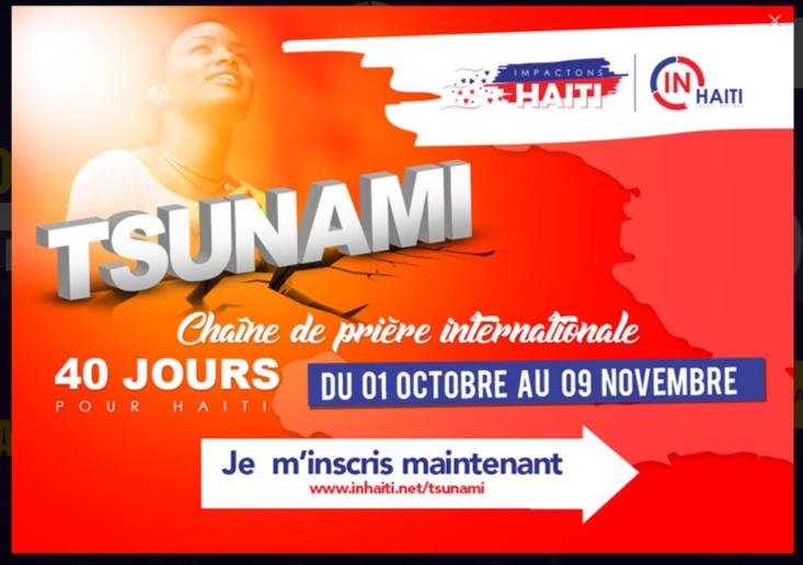Haïti - Du 5 au 12 Janvier 2018 - Impactons les Nations, Gregory Toussaint, Yvan Castanou Mohamed Sanogo