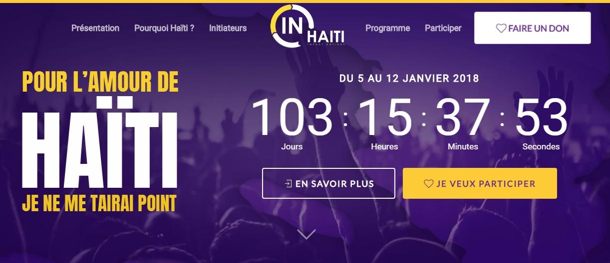 In Haïti - Du 5 au 12 Janvier 2018 - Impactons les Nations, Gregory Toussaint, Yvan Castanou Mohamed Sanogo