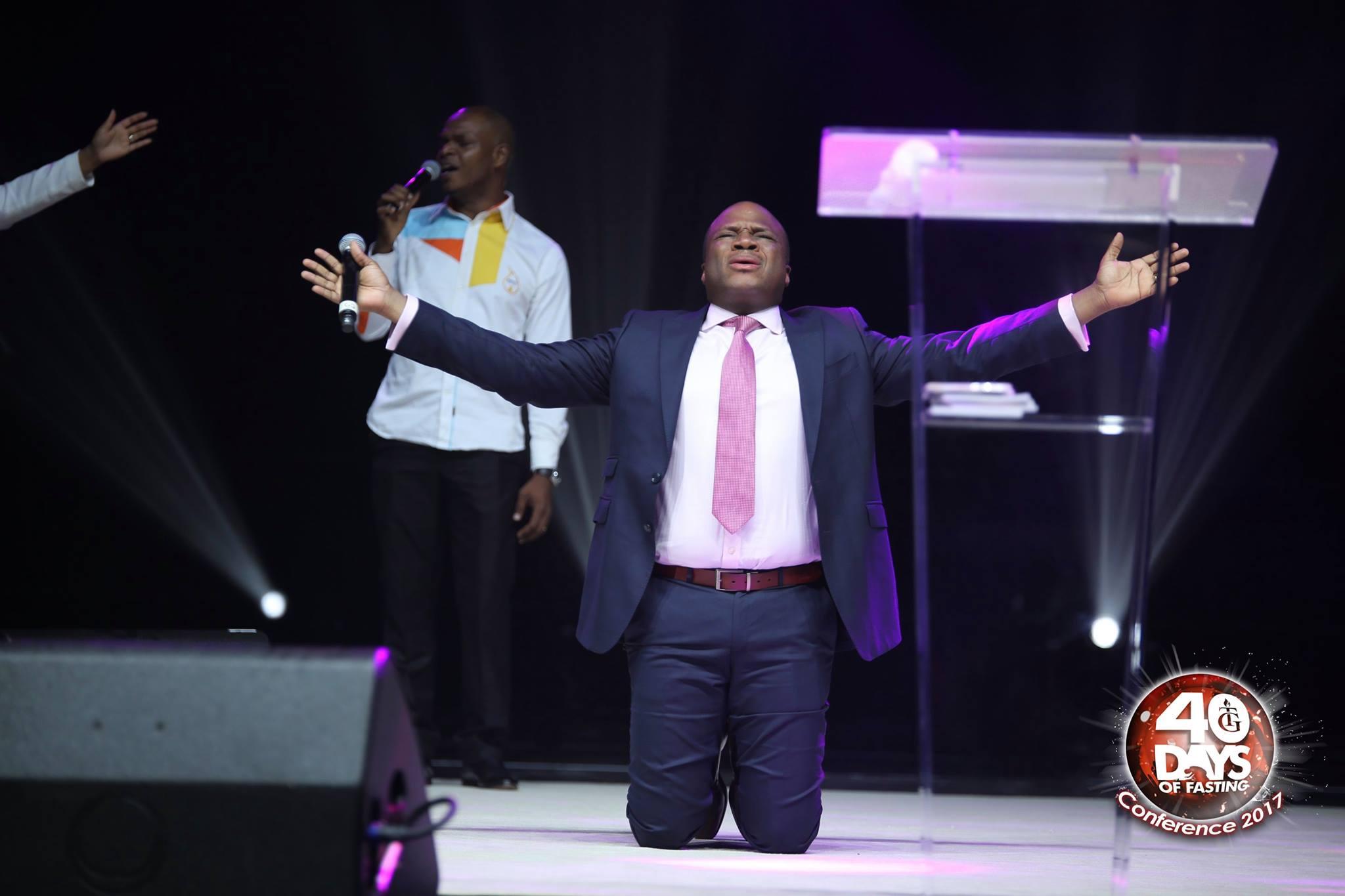 Mohammed Sanogo - Tabernacle de Gloire & Shekinah FM