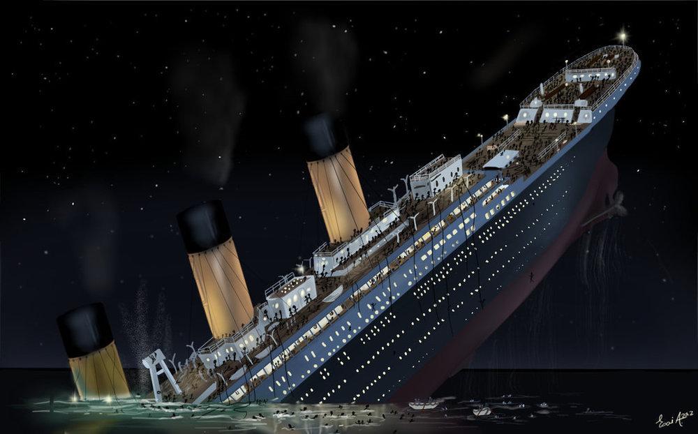 100-anniversary-titanic-sinking Titanic naugrage