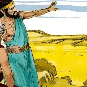 Destruction de Sodome et Gomorrhe: était-il seulement à cause de homosexualité?