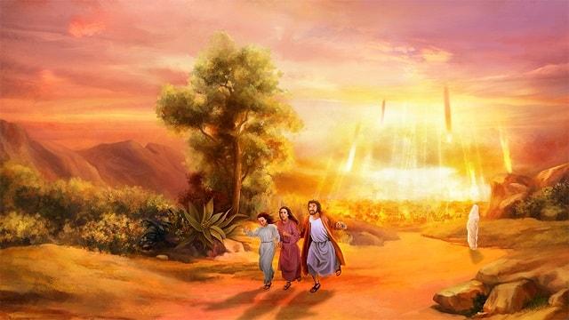 Clairement, le péché de Sodome incluait des actes de violence contre des visiteurs sans défense ainsi qu'une tentative de viol homosexuel.