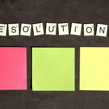 5 Résolutions du Nouvel An Spécifiquement pour les chrétiens..