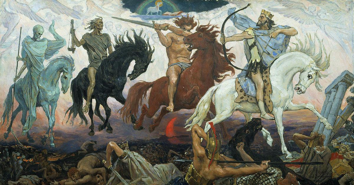 Apocalypse_cavalier. prophétie_ Bible prophetie CoronaVirus_ Chine_Wuhandebbunking