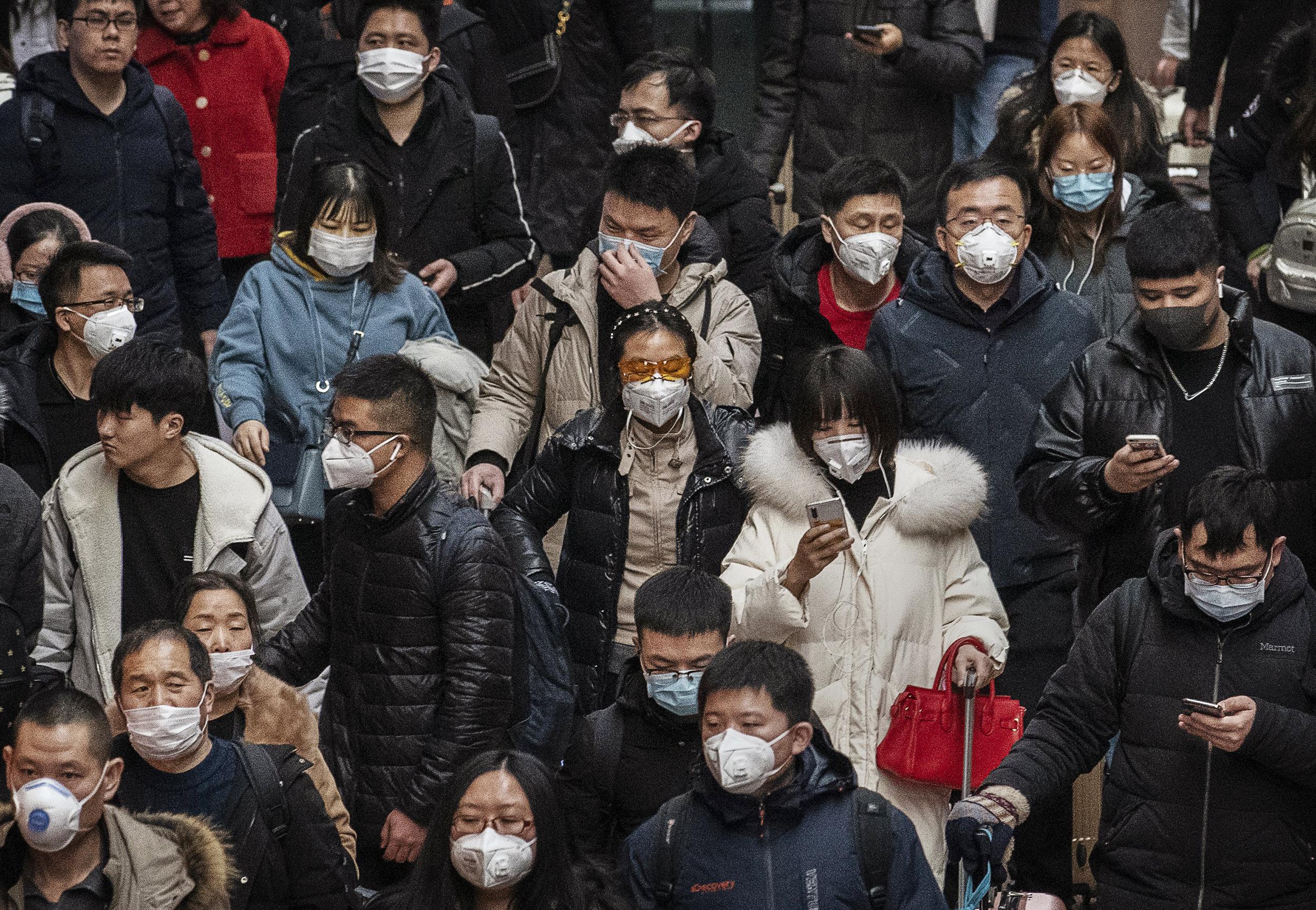 CoronaVirus: Sensibilisation Pendant cette Epidemie! Devoir des Chretiens