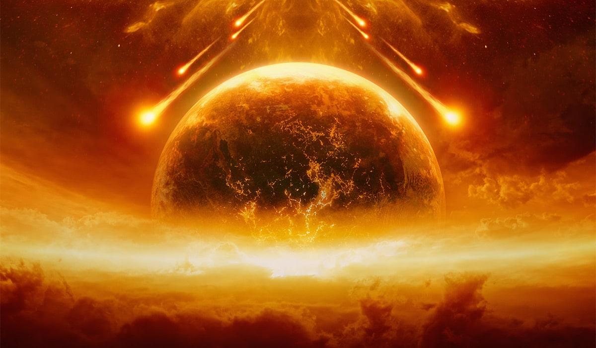 Bataille d'Armageddon, quand arrivera cela? La Date et Signification.. La bataille d'Armageddon est la grande bataille, mentionnée dans l'Apocalypse, qui se déroule dans les derniers jours avant le nouveau ciel et la nouvelle terre.